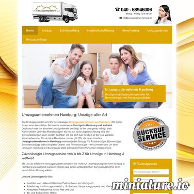 SFM Umzugsexperten GmbH i.G.