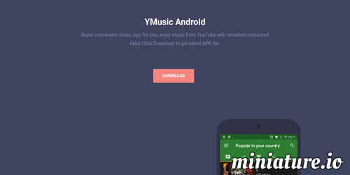 YMusic App YouTube Music Player - Gudanglink.com